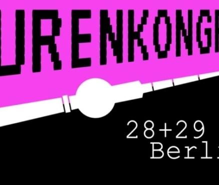Logo Hurenkongress 2018